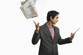 mobile news reader