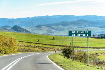 The Weirdest Town Names in Every State