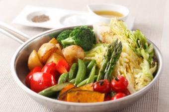 Why Veggies Shouldn't Be Served With Every Meal