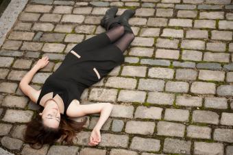 Woman that fainted