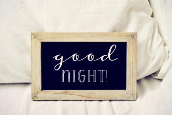 Cute Ways to Say Goodnight
