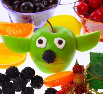 Apple Yoda