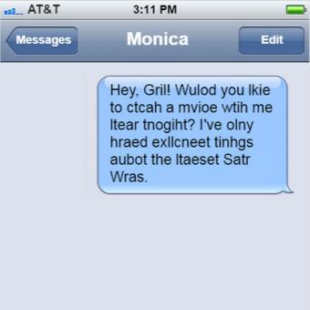 Friend text 8