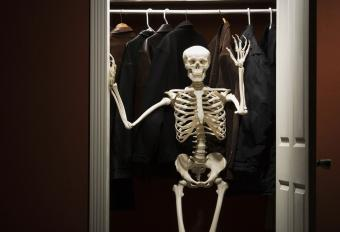 Skeletons You Might Find in Your Spouse's Closet