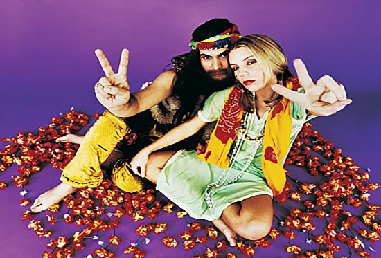 Hippy Couple