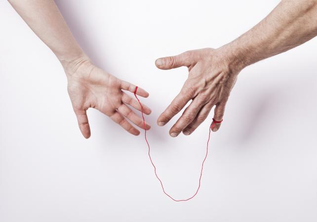 pinky string