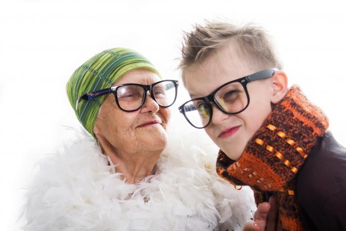 fun grandma