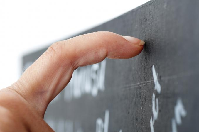 nails on chalkboard