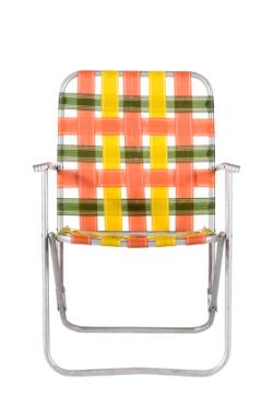 Aluminum Folding Lawn Chair | LoveToKnow