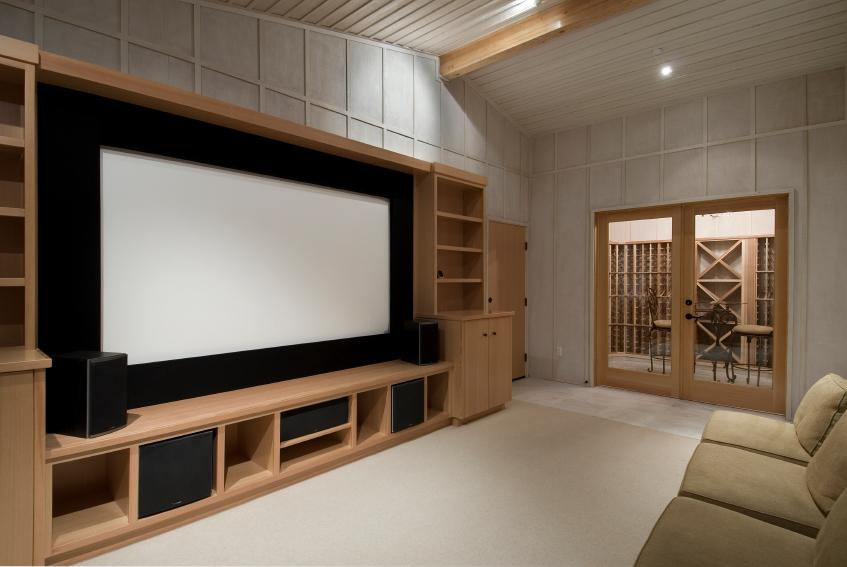 Ideas For Media Room Part - 44: Furniture Ideas For A Media Room