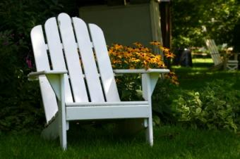 Heavy Duty Lawn Chair