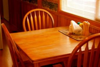 Free Dining Table Plans