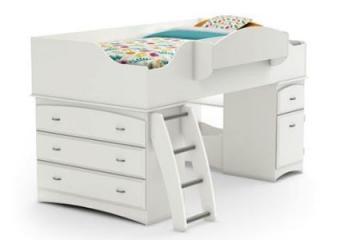 South Shore Twin Loft Bed Kit