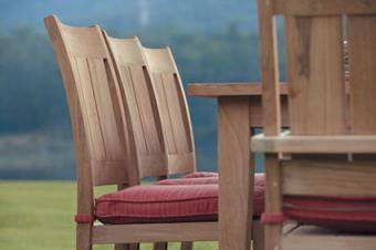 Summer Classics Croquet Teak Furniture