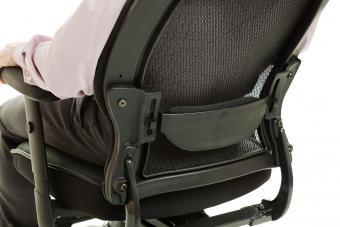 Ergonomic Chair - Lumber Support