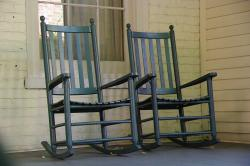 Amish Porch Chairs