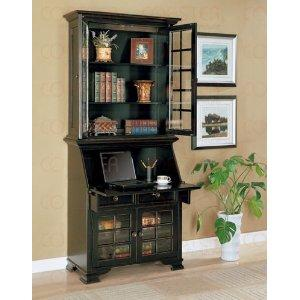 Hutch with Drop Down Desk