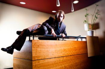 Your reception desk forms first impressions.