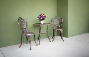 bistro seating