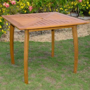 Sabbattus Wood Patio Bistro Table