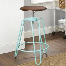 Better Homes and Gardens Adjustable-Height Stool