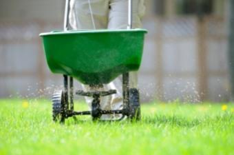 Lawn Fertilizer Chart