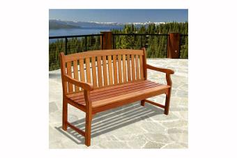 Pictures of Garden Benches