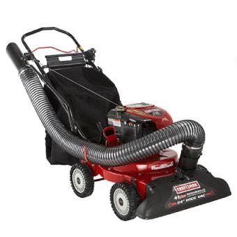 Craftsman 4 in 1 Lawn Vacuum 190CC