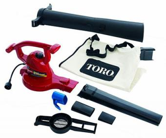 Toro 12 Amp Elecric Leaf Blower