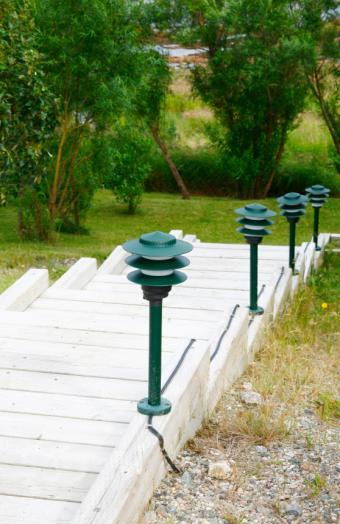 outdoor path lights