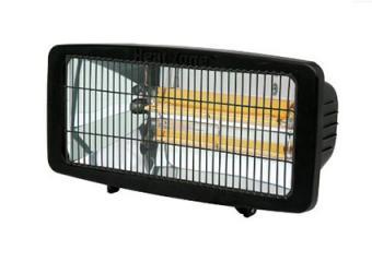 Designers Edge H12000 1200-Watt Mountable Patio Heat Lamp