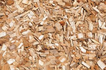 Cypress mulch