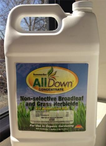 AllDown Herbicide