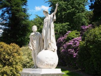 Giardini di Villa Melzi in Bellagio, Italy