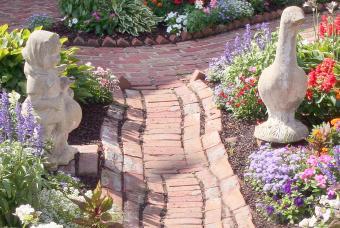 Concrete Garden Statue
