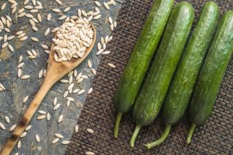 How to Save and Store Cucumber Seeds