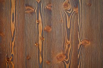 Patterned Larch tree wood panels