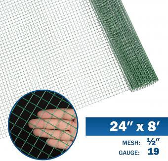 Green 1/2 Inch Hardware Cloth