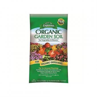 Espoma Organic Garden Soil 1 cu ft