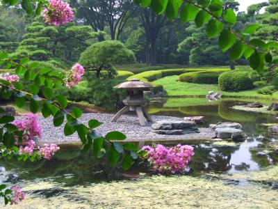 Aspects of Japanese Zen Garden Design