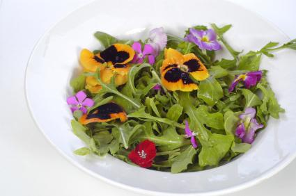 Edible Flowers List
