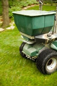 Maintaining a Lawn