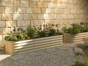 Modular Metal Raised Bed from Raised Beds.com