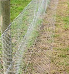 rabbit fencing panels