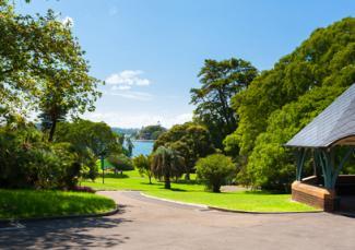 Royal Botanic Gardens Sydney, Australia