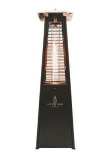 Lava Heat Italia Mini Lava Tabletop Outdoor Heater
