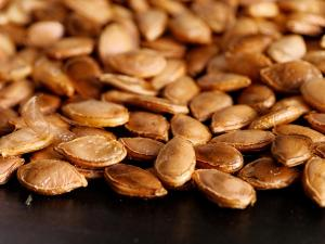 big pumpkin seeds