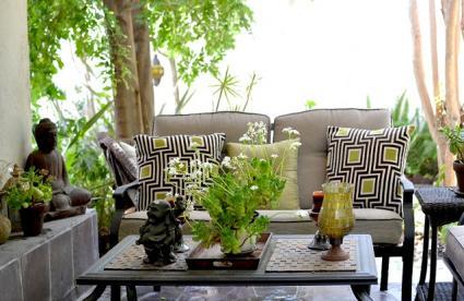 patio oasis