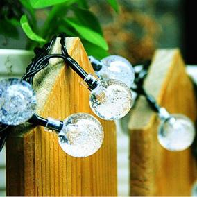 Wedna Fairy Globe Solar Light Set