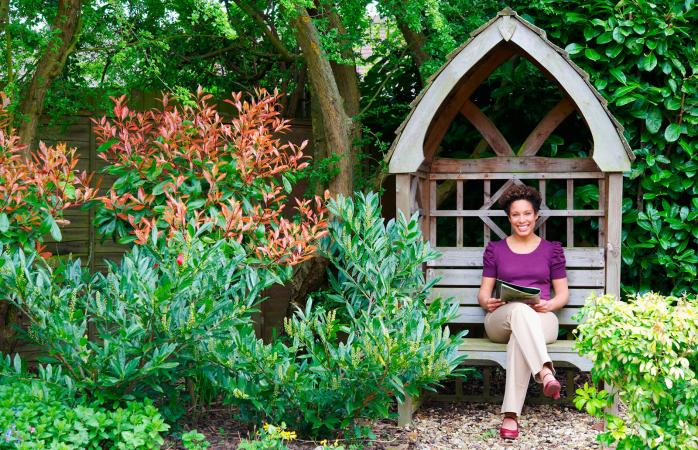 Garden magazines offer a wealth of inspiration for beautiful gardens